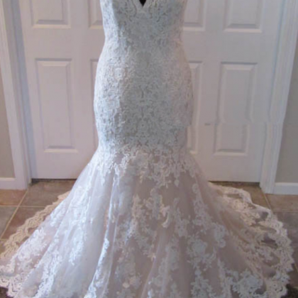 Wedding Dresses,lace Wedding Gown,..