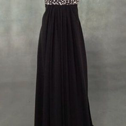 Sexy Graduation Dress, Sweet Black..