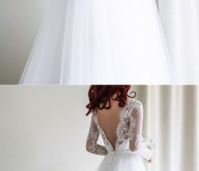 Lace Wedding Dresse..