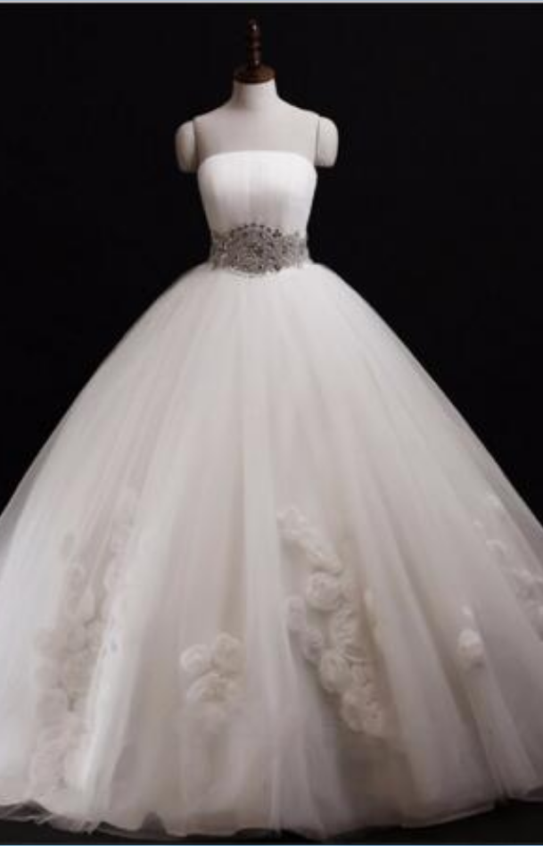 Ball Gown Wedding Dress Corset Sweetheart Off Shoulder Princess Bridal Gowns Dresses