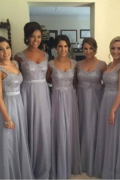 bridesmaid dresses, long bridesmaid dress, cheap bridesmaid Dress, lace bridesmaid dress, discount Bridesmaid Dress