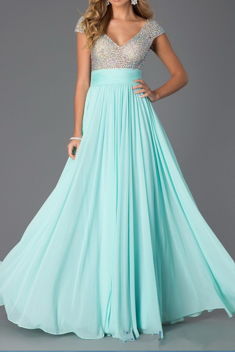 Sequin Prom Dresses, Mint Prom Dresses, Tulle Prom Dresses ,Long Prom Dresses, Affordable Prom Dresses ,Dresses For Prom