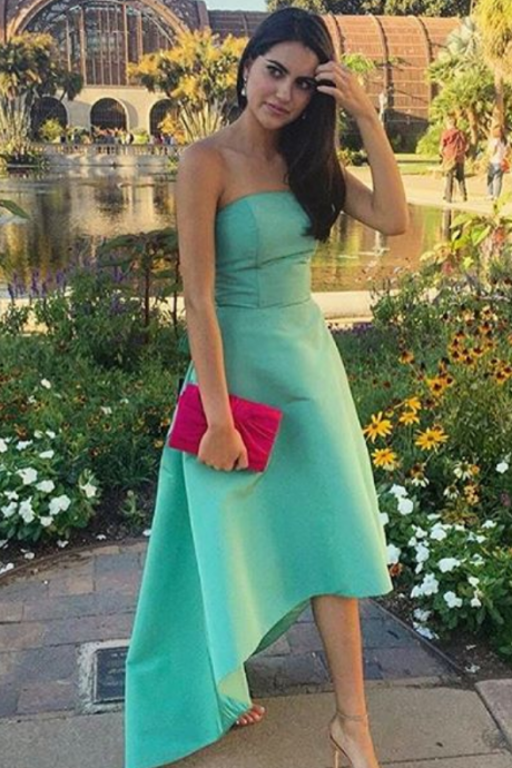 Green Prom Dresses,Evening Gowns,Modest Formal Dresses,Prom Dresses, New Fashion Evening Gown