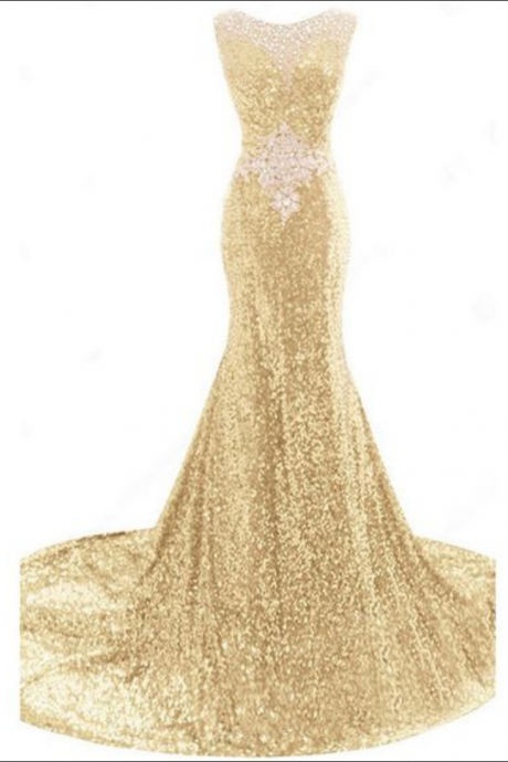 evening dresses,sexy evening dresses,gold sequins prom dresses,prom dresses for teens,long cheap prom dresses,sexy mermaid evening dresses