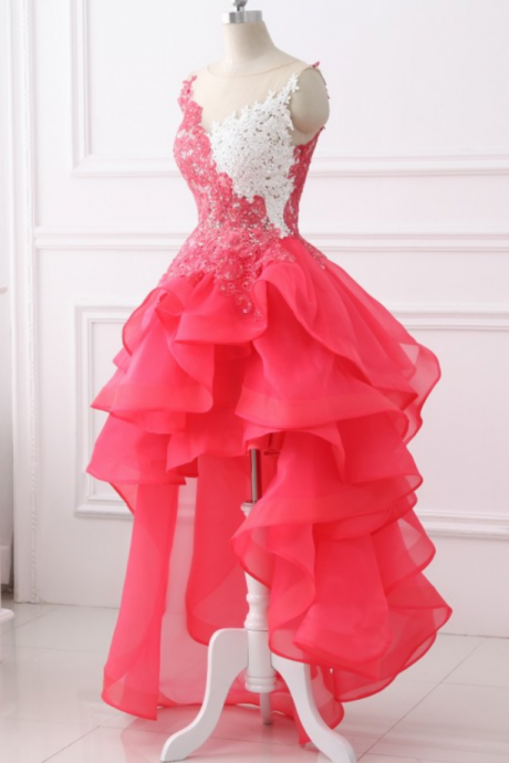 Luxurious ball gown and lace eighth year outdoor dress warm calibration PROM dress festival dress