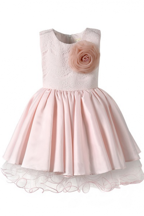 Children Dress,Flower Girls Dresses,Kids Dress,Child Clothing,Girl Brithday Party Dress,Princess Dress,Girl Party DressElegant A-line baby tutu pageant clothes flower girl dress,bridesmaid Dress,