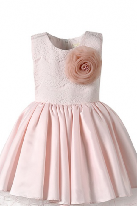 Flower Girls Dresses,Children Dress,Flower Girls Dresses,Kids Dress,Child Clothing,Girl Brithday Party Dress,Princess Dress,Girl Party DressElegant A-line baby tutu pageant clothes flower girl dress,bridesmaid Dress,