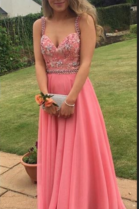 Prom Dress,Evening Dresses, Prom Dresses,Party Dresses,Prom Dress, Prom Dresses, Prom Dresses,Long Prom Dresses,Pink Evening Gowns,