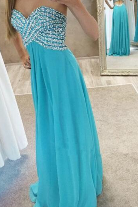 Sweetheart Prom Dresses,Chiffon Prom Dresses,Modest Prom Dresses,Long Prom Dresses,Cheap Prom Dresses,