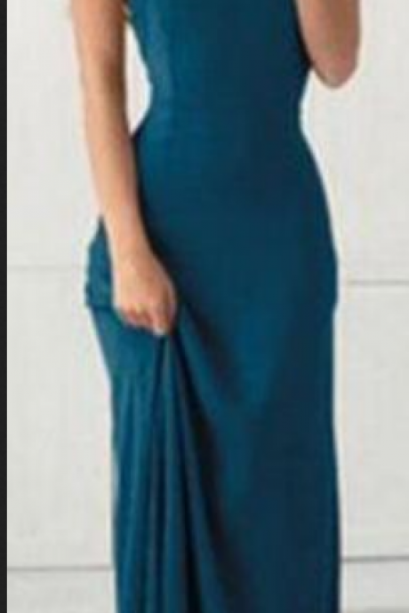 Sexy Prom Dress,Spaghetti straps Backless Prom Dresses,Cheap Prom Dress,Long Prom Dresses,Green Prom Dresses, Evening Dress Prom Gowns, Formal Women Dress,Prom Dress