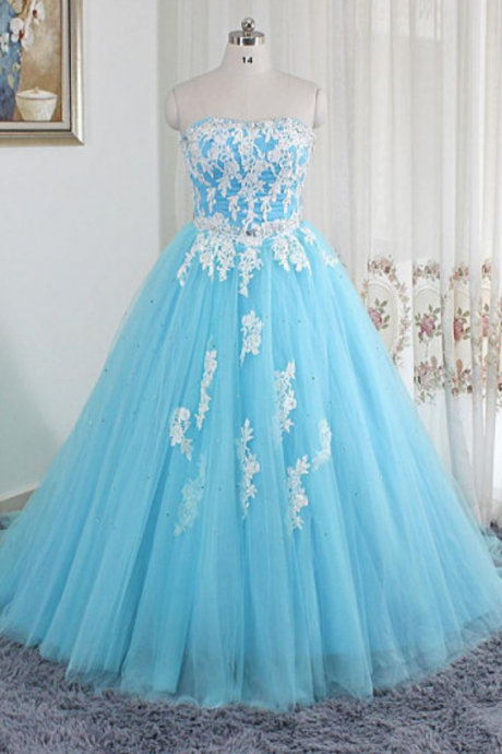 ball gown,blue prom dresses, sexy prom dresses,Dresses For Prom , sexy prom dresses,dresses party evening,sexy evening gowns,formal dresses evening,elegant long evening dresses