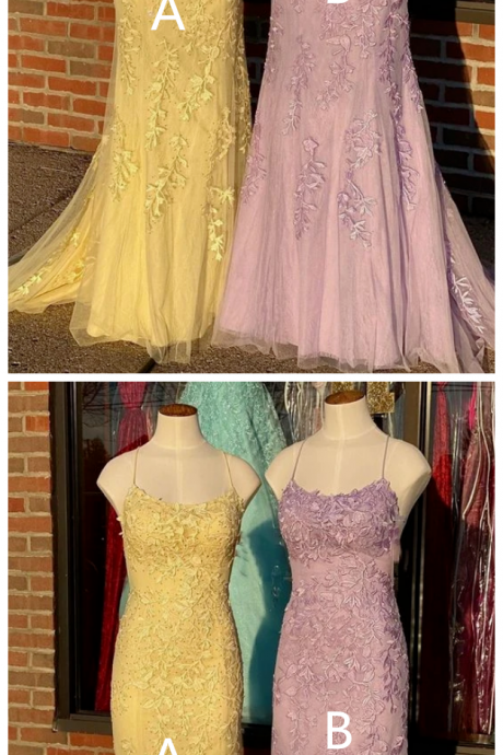 Mermaid Prom Dress with Applique and Beading Long Prom Dresses 8th Graduation Dress School Dance Winter Formal Dress