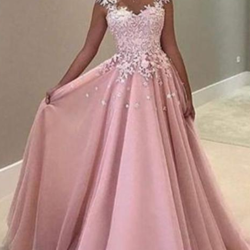 Elegant Appliques Evening Dresses V Neck Cap Sleeves Vestido Formal Party Gowns Custom Made Floor Length A-Line Prom Dresses Plus Size